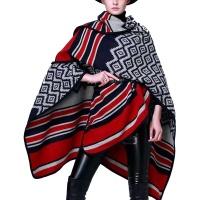 25659614a902 pungles-open-front-multi-colour-diamond-stripe-shawl-